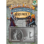 Adventure Tactics: Domianne's Tower - Hero Pack Thumb Nail