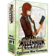 Millennium Blades: Crossover Expansion Thumb Nail