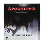Apocrypha Adventure Card Game: The World Thumb Nail