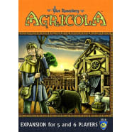 Agricola: Expansion for 5 and 6 Players Thumb Nail
