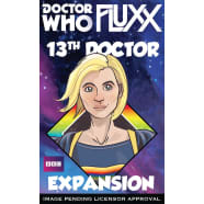 Doctor Who Fluxx: 13th Doctor Expansion Thumb Nail
