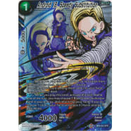 Android 18, Speedy Substitution Thumb Nail