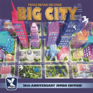 Big City: 20th Anniversary Jumbo Edition Thumb Nail