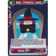Baba, Champion's Leader Thumb Nail