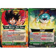 Tiny Warrior Son Goku / Pilaf Thumb Nail