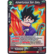 Adventurous Son Goku Thumb Nail
