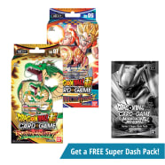 Dragon Ball Super TCG - Resurrected Fusion and Shenron's Advent Starter Decks Thumb Nail