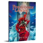 Forbidden Lands RPG: Quetzel's Spire Scenario Compendium Thumb Nail
