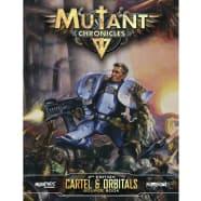 Mutant Chronicles: Cartel & Orbitals Guidebook Thumb Nail