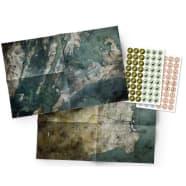 Mutant: Year Zero - Maps & Markers Pack Thumb Nail
