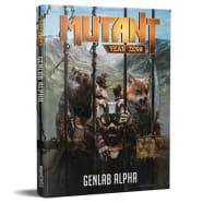 Mutant: Year Zero - Genlab Alpha Rulebook Thumb Nail