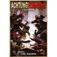 Achtung! Cthulhu RPG: Skirmish Game Rules Thumb Nail