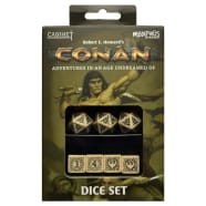 Conan: Dice Set (7) Thumb Nail