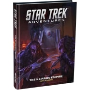 Star Trek Adventures: Klingon Empire - Core Rulebook Thumb Nail