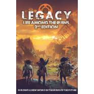 Legacy: Life Among the Ruins 2nd Edition Hardback Thumb Nail