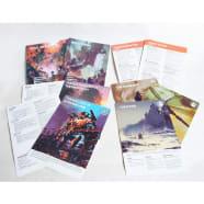 Legacy: Life Among the Ruins 2nd Edition Handout Sheets Thumb Nail