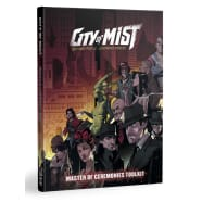 City of Mist RPG: Master of Ceremonies Toolkit Thumb Nail