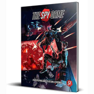 The Spy Game RPG Thumb Nail