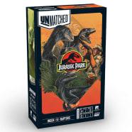 Unmatched: Jurassic Park - InGen vs Raptors Thumb Nail