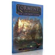 Numenera: Torment - Tides of Numenera - The Explorer's Guide Hardcover Thumb Nail