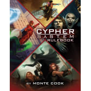 Cypher System Rulebook Thumb Nail