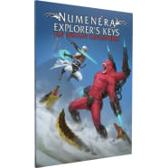 Numenera: Explorer Keys - Ten Instant Adventures Thumb Nail