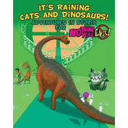 No Thank You, Evil!: It's Raining Cats and Dinosaurs Thumb Nail