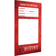 Cypher System 2nd Edition: Character Portfolio Thumb Nail