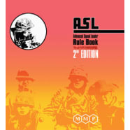 ASL Rulebook 2nd Edition Thumb Nail