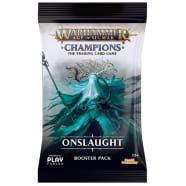 Warhammer Age of Sigmar: Champions Onslaught Booster Pack Thumb Nail