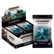 Warhammer Age of Sigmar: Champions Onslaught Booster Box Thumb Nail