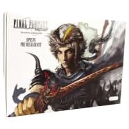 Final Fantasy TCG - Opus VI Prerelease Kit Thumb Nail