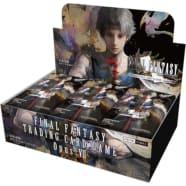 Final Fantasy TCG - Opus VII Booster Box Thumb Nail