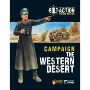 Bolt Action: Campaign - The Western Desert Thumb Nail