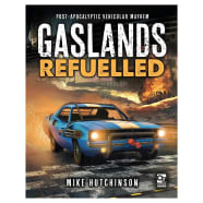 Gaslands: Refuelled: Post-Apocalyptic Vehicular Mayhem Thumb Nail