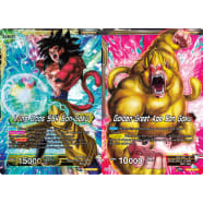 Long Odds SS4 Son Goku / Golden Great Ape Son Goku (Oversized) Thumb Nail