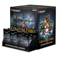 Magic: The Gathering Creature Forge: Overwhelming Swarm Gravity Feed Thumb Nail