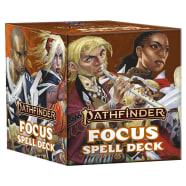 Pathfinder 2nd Edition: Spell Cards - Focus Thumb Nail