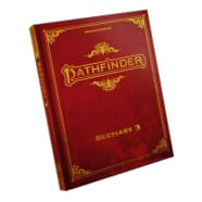 Pathfinder 2nd Edition: Bestiary 3 Special Edition Thumb Nail