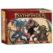 Pathfinder 2nd Edition: Bestiary Battle Cards Thumb Nail