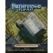 Pathfinder Flip-Mat: Forbidden Jungle Thumb Nail