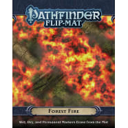 Pathfinder Flip-Mat: Forest Fire Thumb Nail