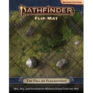 Pathfinder 2nd Edition: Flip-Mat - The Fall of Plaguestone Thumb Nail