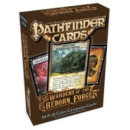Pathfinder Campaign Cards: Wardens of the Reborn Forge Thumb Nail