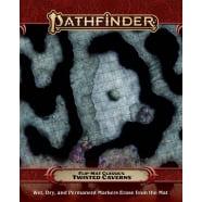 Pathfinder Flip-Mat Classics: Twisted Caverns Thumb Nail