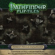 Pathfinder Flip-Tiles: Forest Perils Expansion Thumb Nail