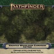 Pathfinder Flip-Tiles: Haunted Woodlands Expansion Thumb Nail