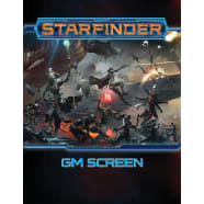 Starfinder Roleplaying Game: GM's Screen Thumb Nail