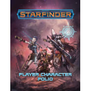 Starfinder Roleplaying Game: Player Character Folio Thumb Nail