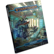 Starfinder Roleplaying Game: Armory Thumb Nail